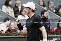 Paseo de Andy Murray hacia la tercera ronda