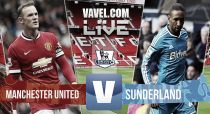 Manchester United vs Sunderland en vivo y en directo online