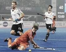 Alemanha vence Holanda no jogo dos líderes do Hóquei de Grama masculino