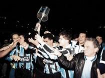 Grêmio conquistou a Copa do Brasil no estádio Olímpico em 1989 e 1994