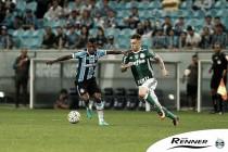 Resultado Grêmio x Palmeiras pelo Campeonato Brasileiro 2016 (0-0)
