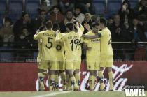 Villarreal CF - Levante UD: puntuaciones del Villarreal, jornada 20