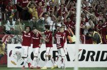 Internacional vence The Strongest e garante liderança no grupo 4 da Libertadores