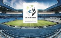 Arena do Grêmio se acerta como sede da primeira Copa dos Refugiados em Porto Alegre