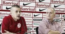 Marcelo Medeiros e D'Alessandro projetam 2017 e comentam possível retorno de Taison