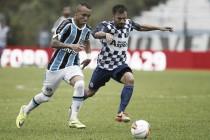 Resultado de Grêmio x São José no Campeonato Gaúcho 2017 (1-1)