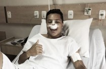 Lateral do Criciúma, Marlon realiza cirurgia para curar fratura na face
