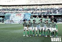 Real Betis - Sabadell : Puntuaciones Real Betis, jornada 22