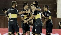 Con carácter y fútbol, Boca se impone a sus rivales