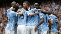 En este Manchester city los goles no sólo los marcan los delanteros