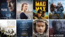 Objetivo Oscar 2016: mejor película