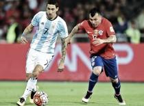 Di María e Banega decidem e Argentina bate Chile na Copa América Centenário; relembre