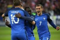 Francia se da un homenaje en Saint-Denis