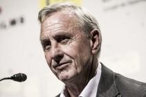 """Johan Cruyff desabafa sobre luta contra câncer: """"Sinto que estou vencendo por 2 a 0"""""""
