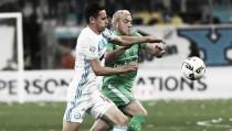 Thauvin anota dois e Olympique de Marseille goleia Saint-Étienne