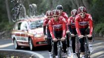 Vuelta a España 2016: Lotto-Soudal, con múltiples variantes para la etapas