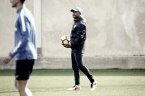 """'Gato' Romero: """"Creo en el equipo"""""""