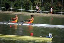 España finaliza su participación en el Campeonato del Mundo Sub-23 de Remo