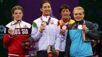 Maider Unda vuelve a repetir medalla de bronce, ahora en Bakú