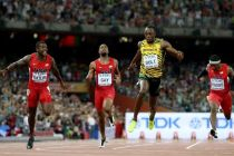 Salvador Usain, infalible Bolt