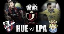 Previa SD Huesca - UD Las Palmas: a teñir de amarillo El Alcoraz