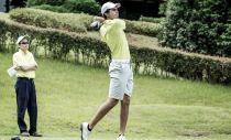 Álvaro Ortiz arranca en primero del Amateur Championship