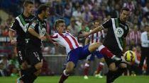 Atlético de Madrid - Córdoba CF: puntuaciones del Córdoba, jornada 10 de la Liga BBVA