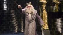 J. K. Rowling escoge actor favorito para Albus Dumbledore