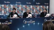 """Venancio López: """"Hace 22 días parecía que nos embargaban las dudas y ya estamos en al final"""""""