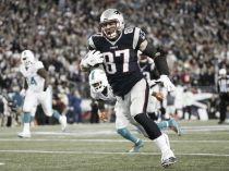 New England derrota de forma aplastante a Miami