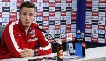 """Saúl Ñíguez: """"Estoy muy contento por volver a sentirme futbolista"""""""