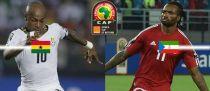 LIVE - CAN 2015 : Guinée Equatoriale - Ghana (0-3) à revivre en direct commenté
