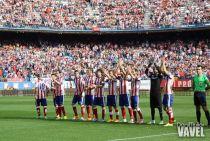 Más de 2000 minutos de Liga sin perder en el Vicente Calderón