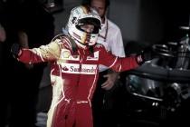 Vettel volvió al triunfo