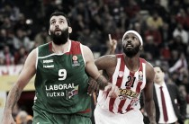 Saski Baskonia - Olympiacos Piraeus: dos pájaros de un tiro