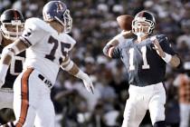 Superbowl XXI: a la segunda tampoco fue la vencida