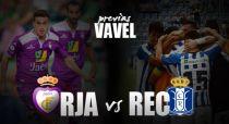 Real Jaén - Recreativo de Huelva: a por La Victoria