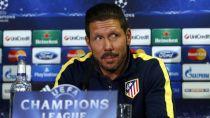 """Simeone: """"El partido contra la Juventus es una final"""""""