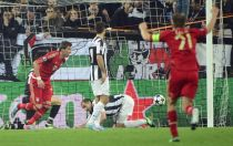 La Juventus sufre una sequía europea lejos de Turín