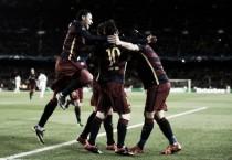 El Barça se clasifica para octavos con un recital
