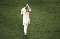 Eurocopa en blanco: Ramos no estuvo acertado