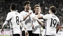 El equipo total germano