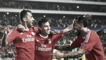 Buen comienzo del Benfica en Europa