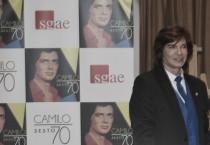 Camilo Sesto celebra su 70 cumpleaños con la publicación de un nuevo disco