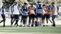 Planning semanal para enfrentarse al Málaga una década después