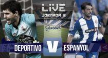 Resultado Deportivo de la Coruña vs Espanyol en Liga BBVA 2015 (3-0)