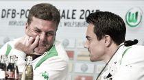 """Dieter Hecking: """"Si llegamos a Berlín es para ganar la copa"""""""