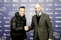 Foued Kadir, nuevo futbolista de la AD Alcorcón
