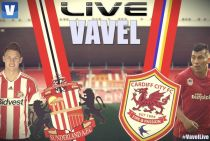 Sunderland - Cardiff City Live Score Commentary of EPL 2014