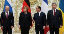 Continúan las negociaciones para el cumplimiento del alto el fuego en Ucrania